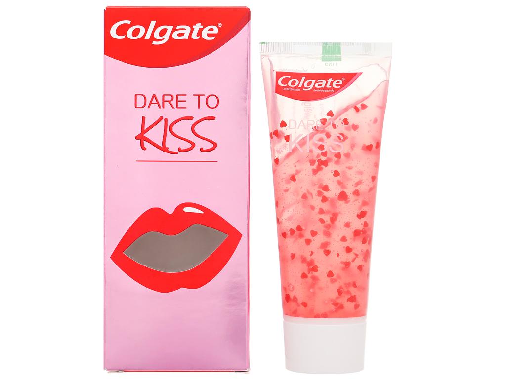 Kem đánh răng Colgate Date to kiss 90g 1