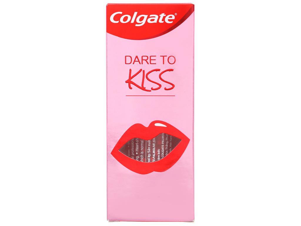 Kem đánh răng Colgate Date to kiss 90g 2