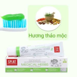 Kem đánh răng Splat thảo mộc Medical Herbs 100ml