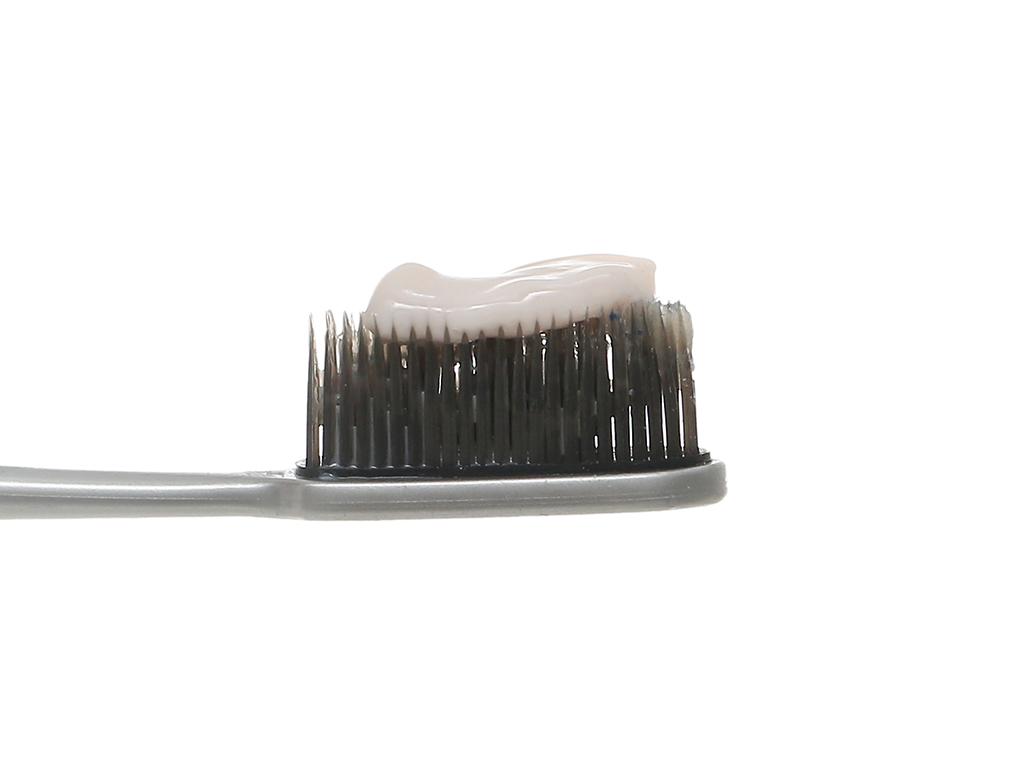 Kem đánh răng Bamboo Salt muối hồng Himalaya hương bạc hà 285g 5