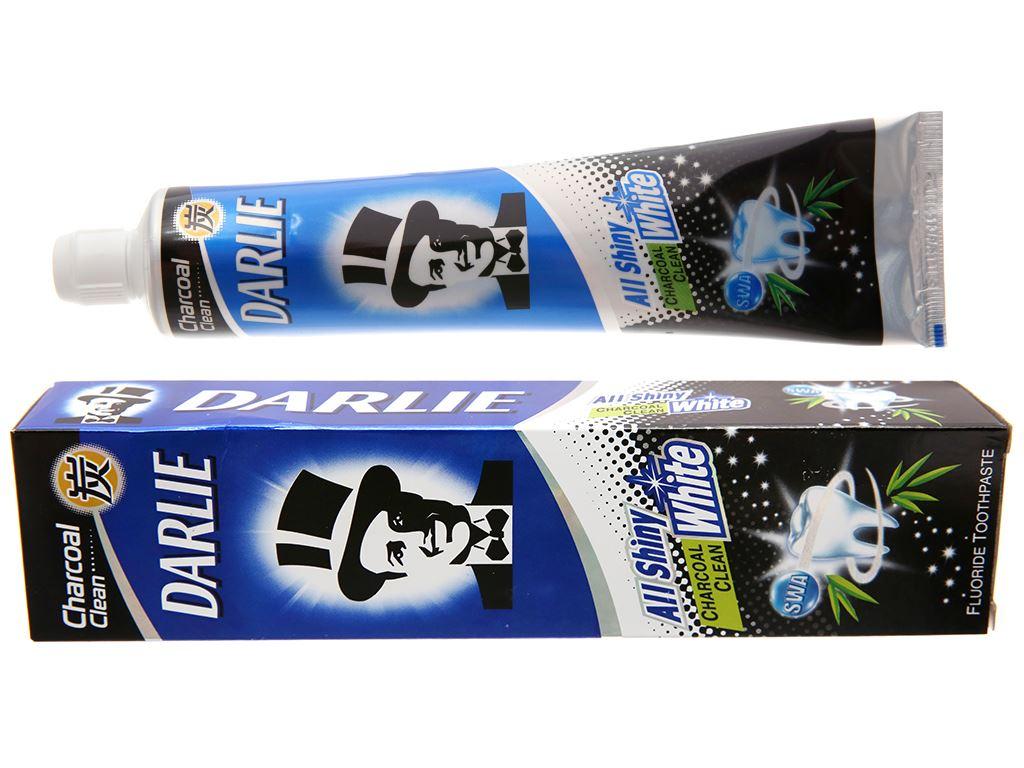 Kem đánh răng Darlie trắng răng than hoạt tính 140g 2