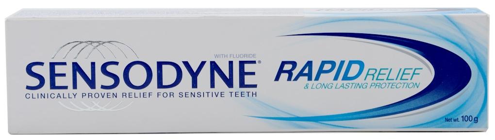 Kem đánh răng Sensodyne giảm ê buốt 100g