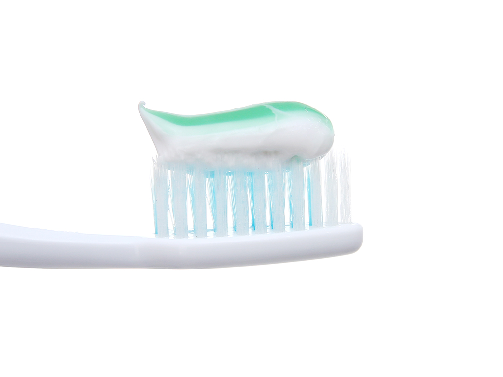 Kem đánh răng P/S bảo vệ 123 trà xanh thanh nhiệt 240g 4