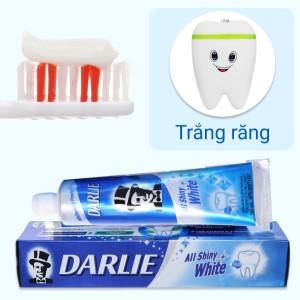 Kem đánh răng Darlie All Shiny White trắng răng 140g