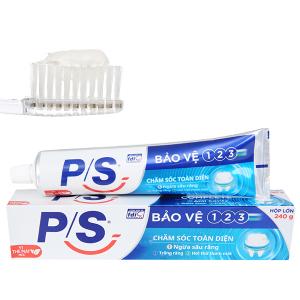 Kem đánh răng P/S bảo vệ 123 chăm sóc toàn diện 240g