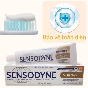 Kem đánh răng Sensodyne Multi Care bảo vệ toàn diện 100g