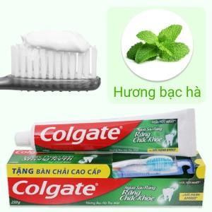 Kem đánh răng Colgate ngừa sâu răng chắc khoẻ 250g