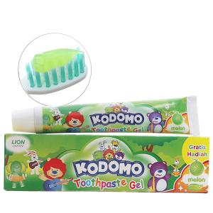 Kem đánh răng cho bé Kodomo hương dưa gang 45g