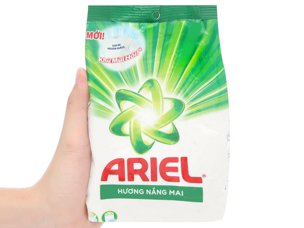 Bột giặt Ariel hương nắng mai 360g 6