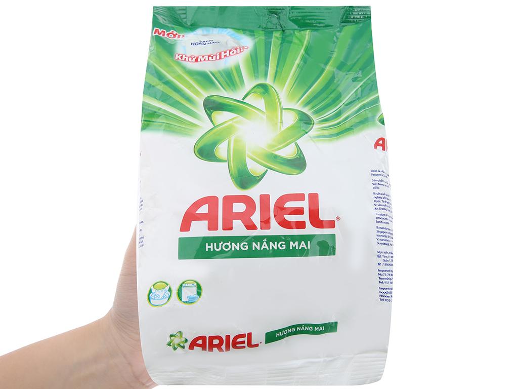 Bột giặt Ariel hương nắng mai 360g 5