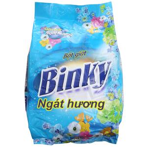 Bột giặt Binky ngát hương 4.5kg