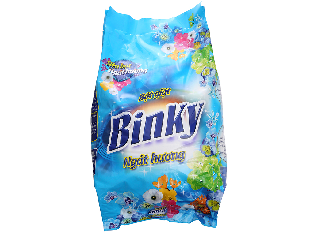 Bột giặt Binky ngát hương 6kg 2