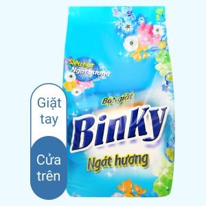 Bột giặt Binky ngát hương 6kg