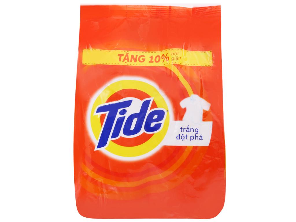 Bột giặt Tide Trắng đột phá 720g 1
