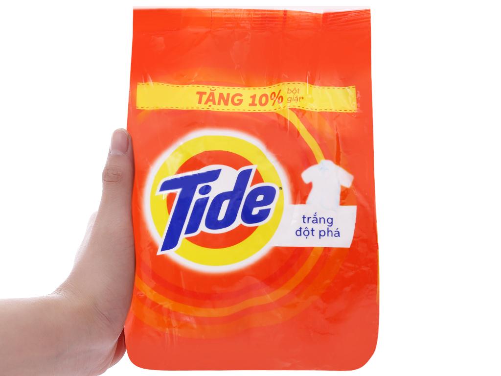 Bột giặt Tide Trắng đột phá 720g 3