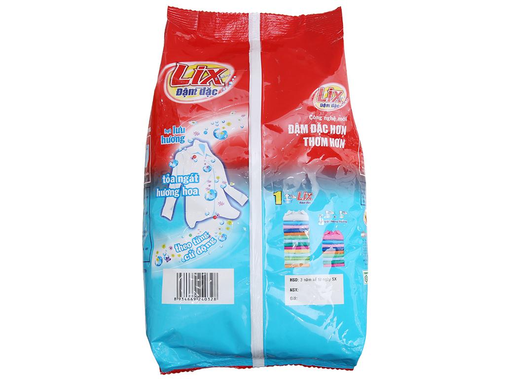 Bột giặt Lix Extra Đậm đặc 3kg 3