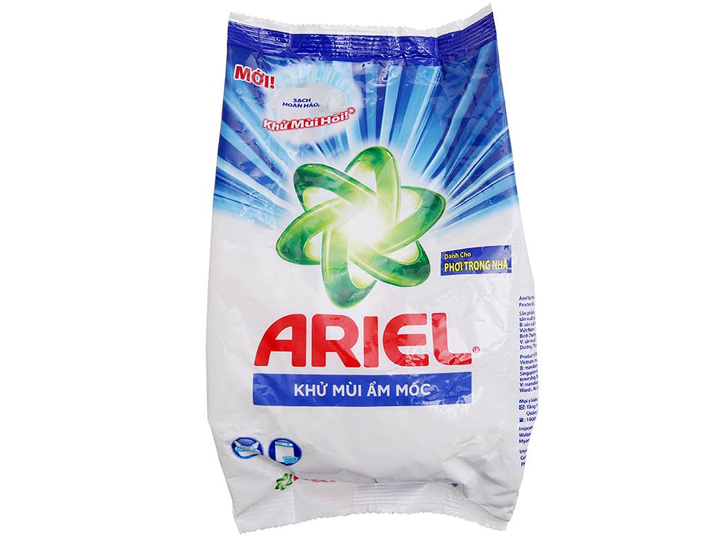 Bột giặt Ariel Khử mùi ẩm mốc 650g 2