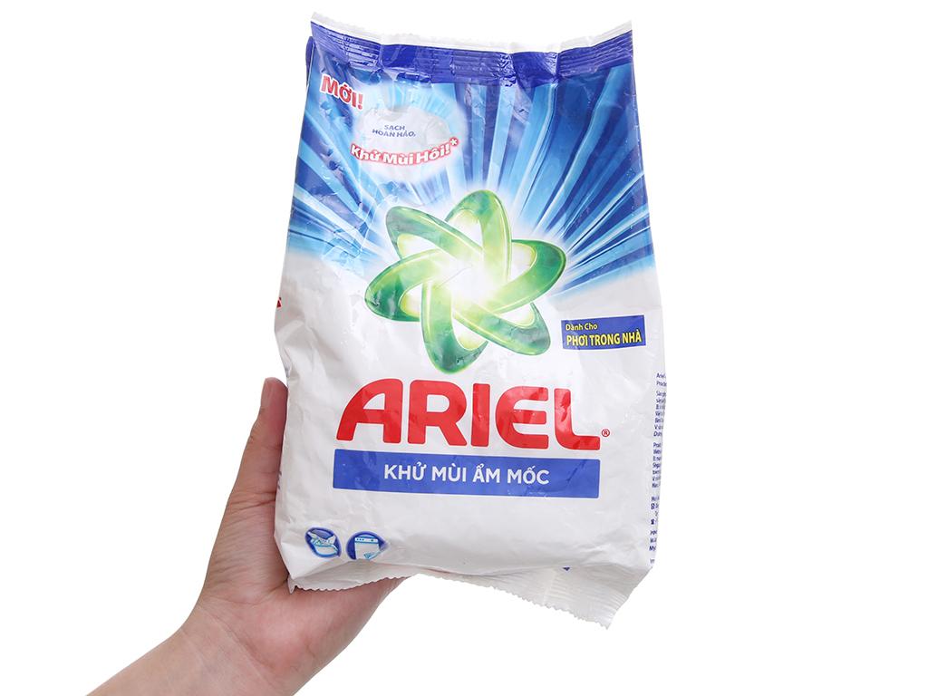 Bột giặt Ariel Khử mùi ẩm mốc 650g 4