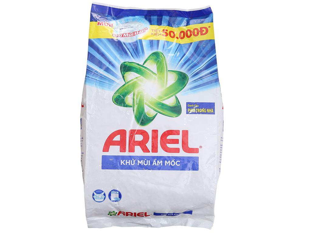 Bột giặt Ariel khử mùi ẩm mốc dành cho phơi trong nhà 3.8kg 2
