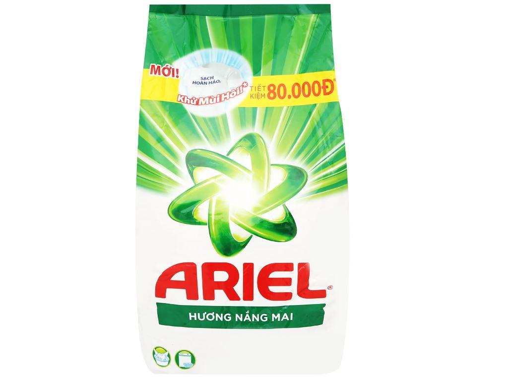 Bột giặt Ariel hương nắng mai 5.5kg 1
