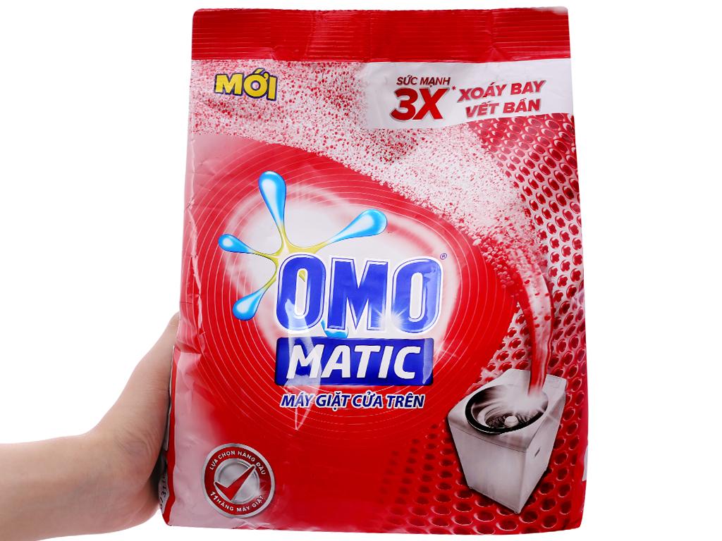 Bột giặt OMO Matic cửa trên 4.5kg 5