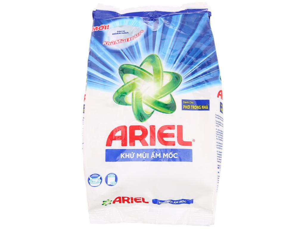 Bột giặt Ariel Khử mùi ẩm mốc 330g 1