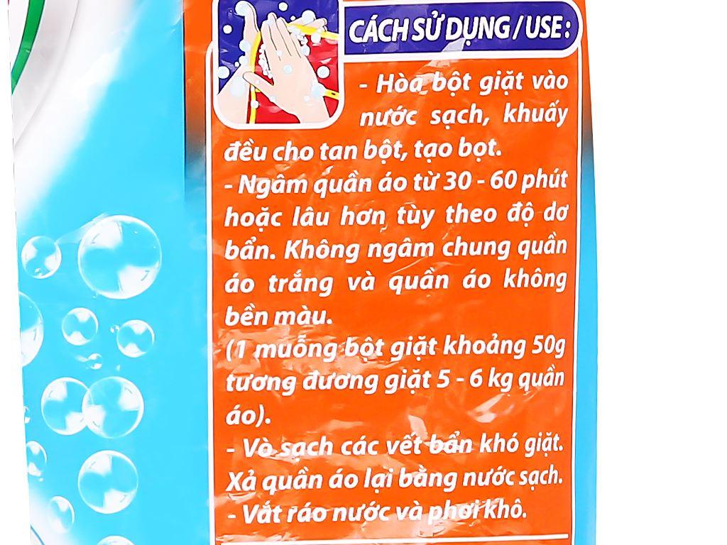 Bột giặt Mỹ Hảo 5X trắng sạch 1.5kg 5