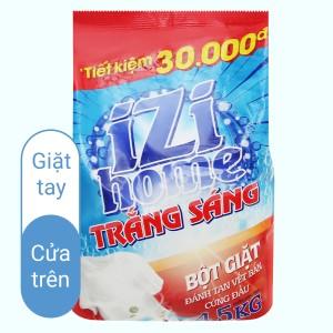 Bột giặt IZI HOME trắng sáng 4.5kg