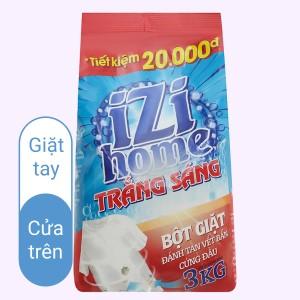 Bột giặt IZI HOME trắng sáng 3kg