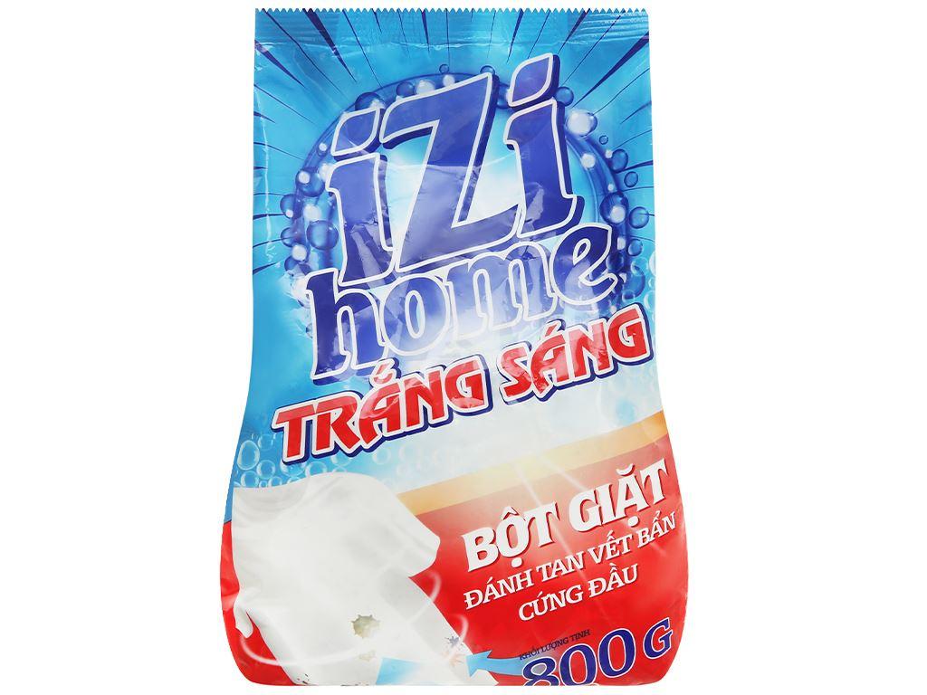 Bột giặt IZI HOME trắng sáng 800g 1
