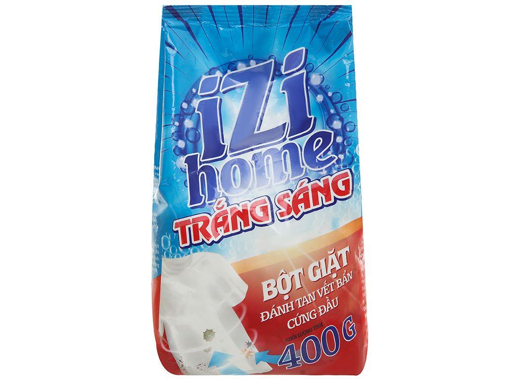 Bột giặt IZI HOME trắng sáng 400g 1