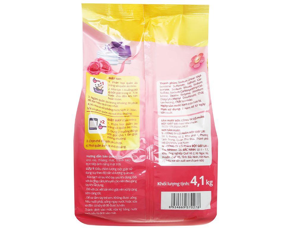 Bột giặt Vessi hương nước hoa 4.1kg 2