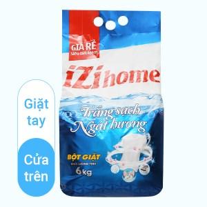Bột giặt IZI HOME trắng ngát hương 6kg