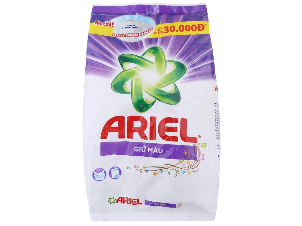 Bột giặt Ariel Giữ màu 2.7kg 1