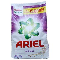 Bột giặt Ariel giữ màu 4.1kg