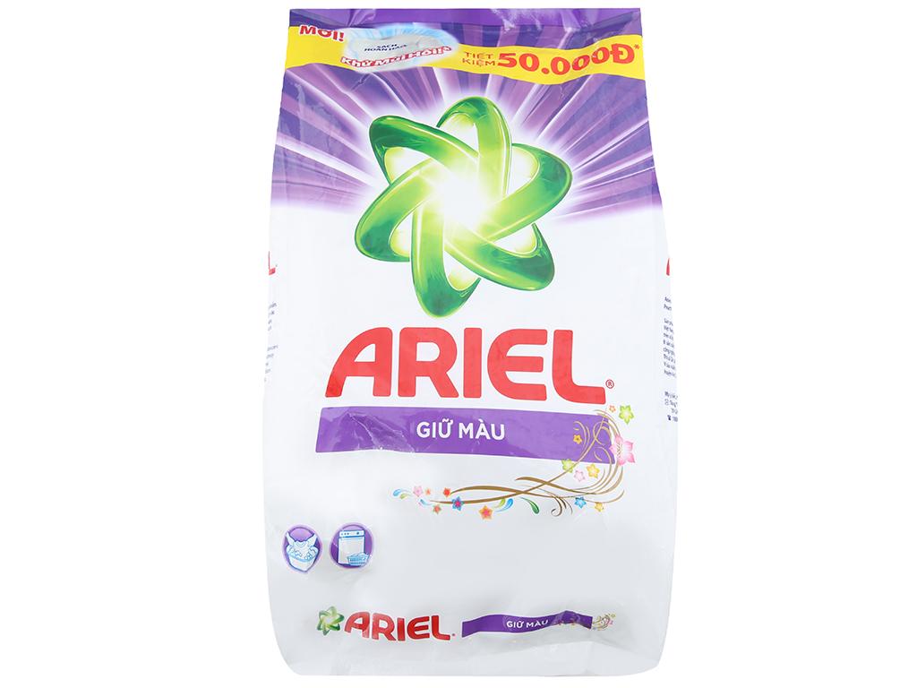 Bột giặt Ariel Giữ màu 4.1kg 1