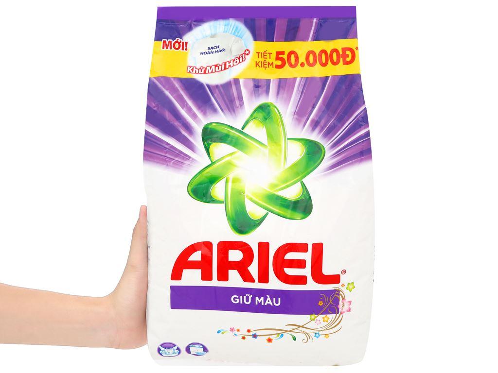 Bột giặt Ariel giữ màu 4.1kg 6