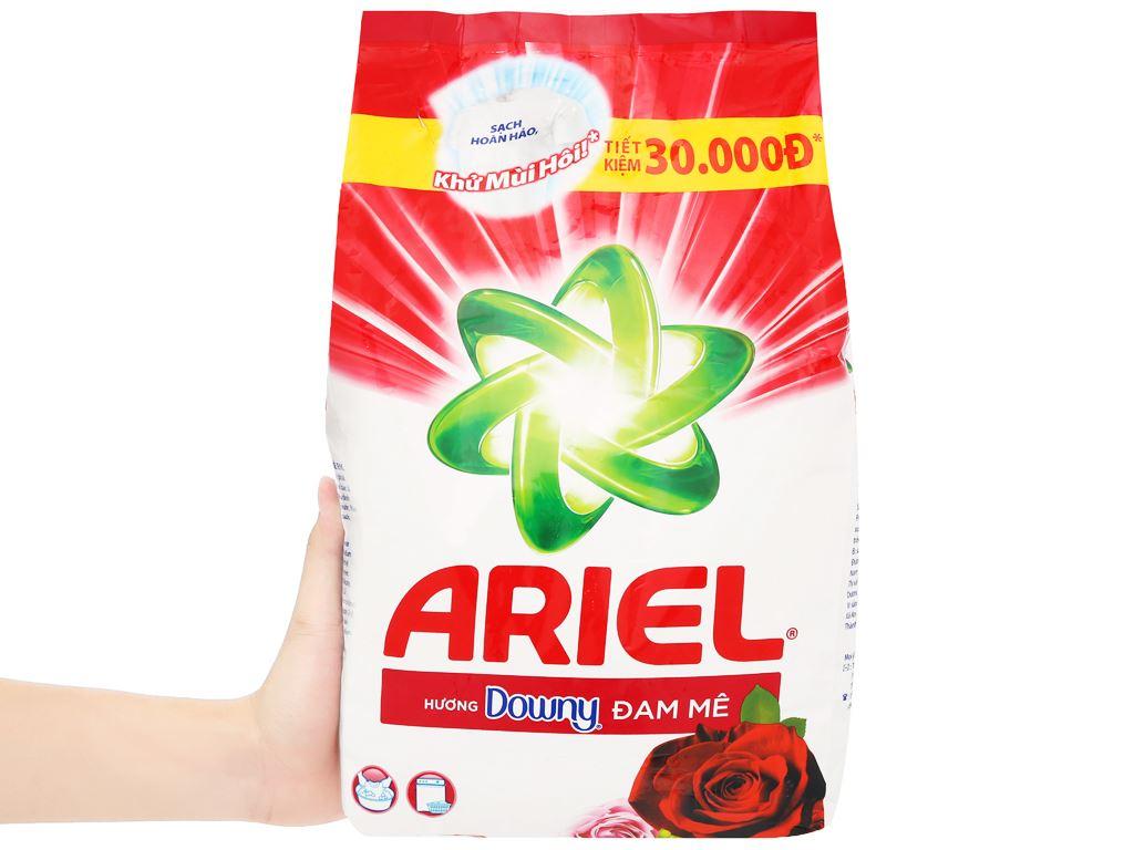 Bột giặt Ariel hương Downy đam mê 2.5kg 6