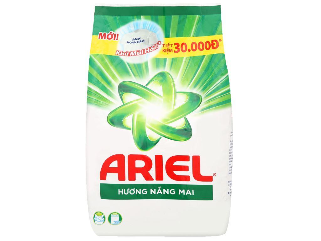 Bột giặt Ariel hương nắng mai 2.7kg 1