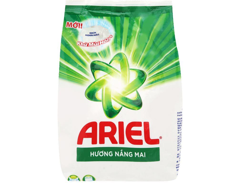 Bột giặt Ariel hương nắng mai 720g 1