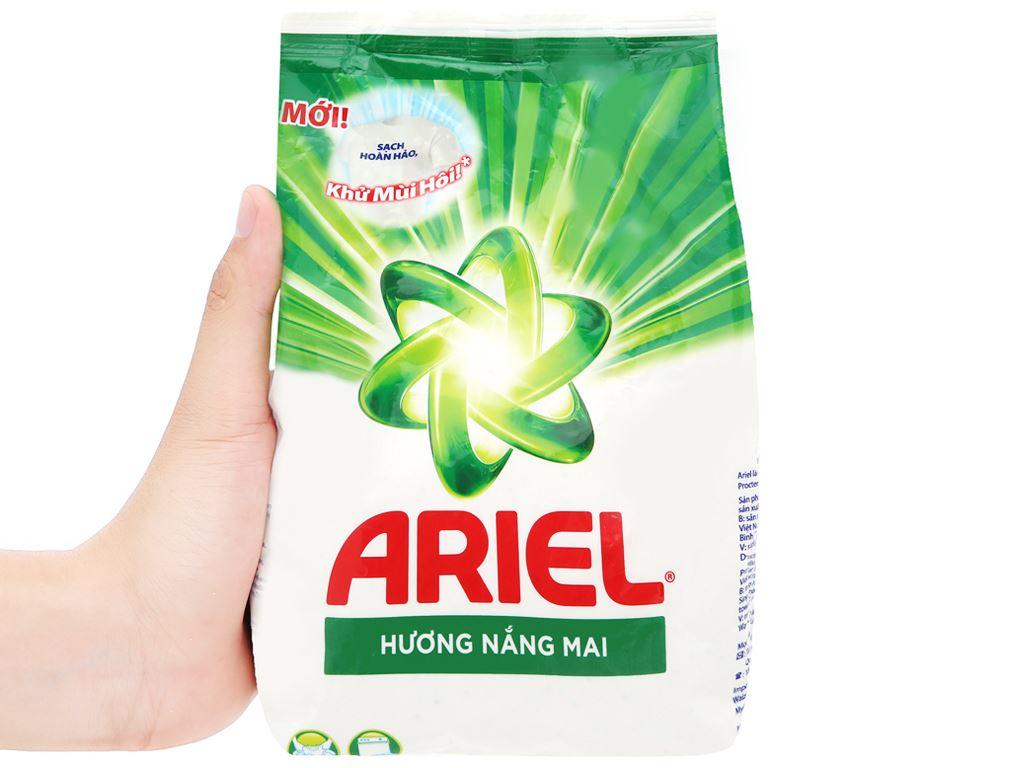 Bột giặt Ariel hương nắng mai 720g 6