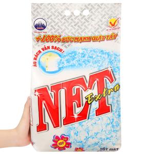 Bột giặt NET Extra hoa thiên nhiên 6kg