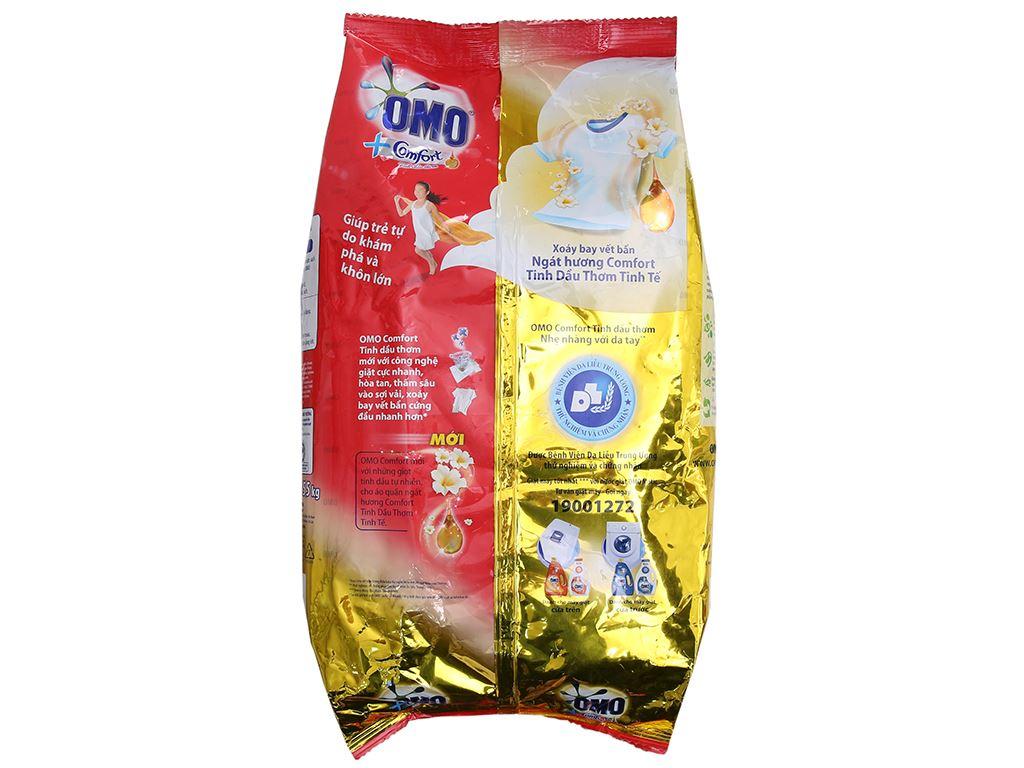 Bột giặt OMO Comfort tinh dầu thơm tinh tế 5.5kg 3