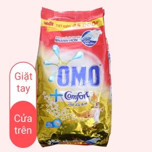 OMO Comfort tinh dầu thơm tinh tế 5.5kg