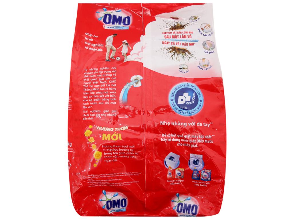 Bột giặt OMO Sạch cực nhanh 4.5kg 3