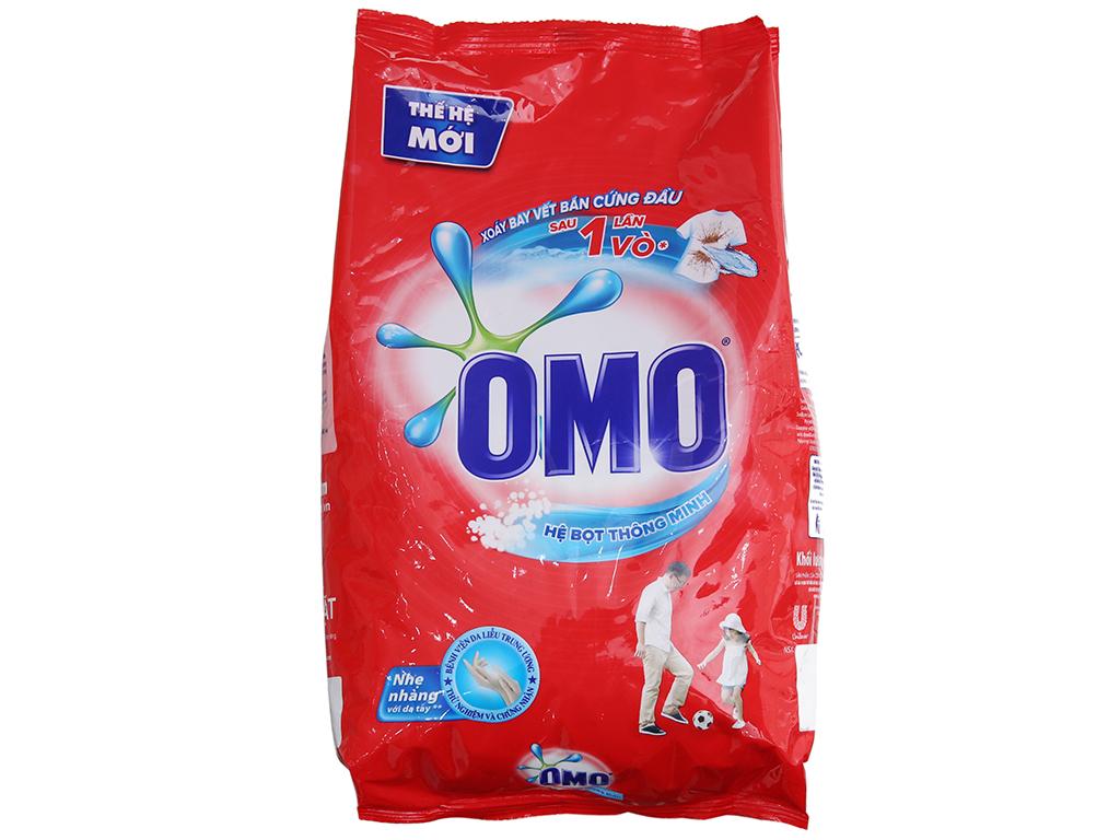 Bột giặt OMO Sạch cực nhanh 800g 2