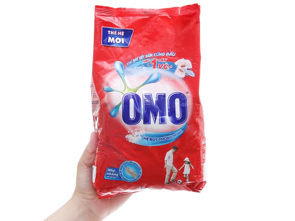 Bột giặt OMO Sạch cực nhanh 800g 4
