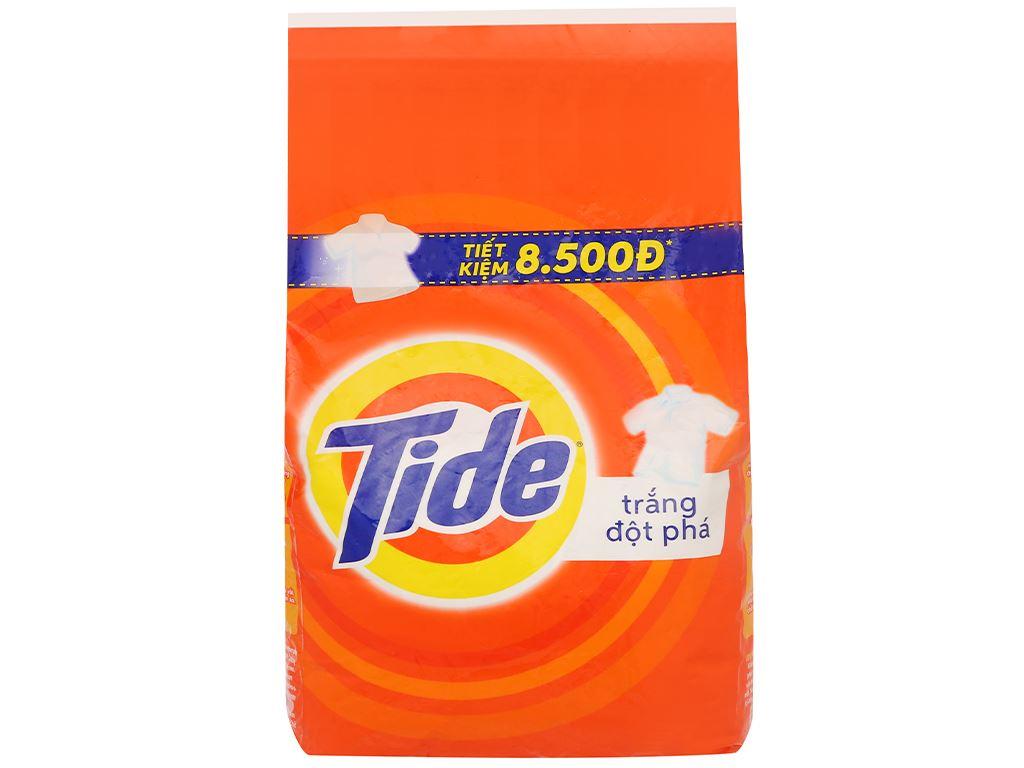 Bột giặt Tide trắng đột phá 2.7kg 1