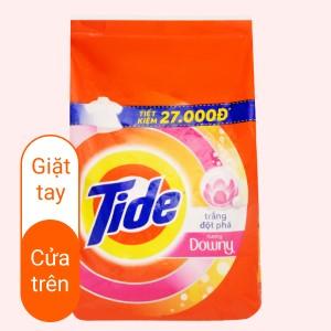 Bột giặt Tide trắng đột phá hương Downy 3.8kg