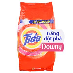 Bột giặt Tide trắng đột phá hương Downy 5kg